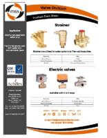 Strainer-Datasheet